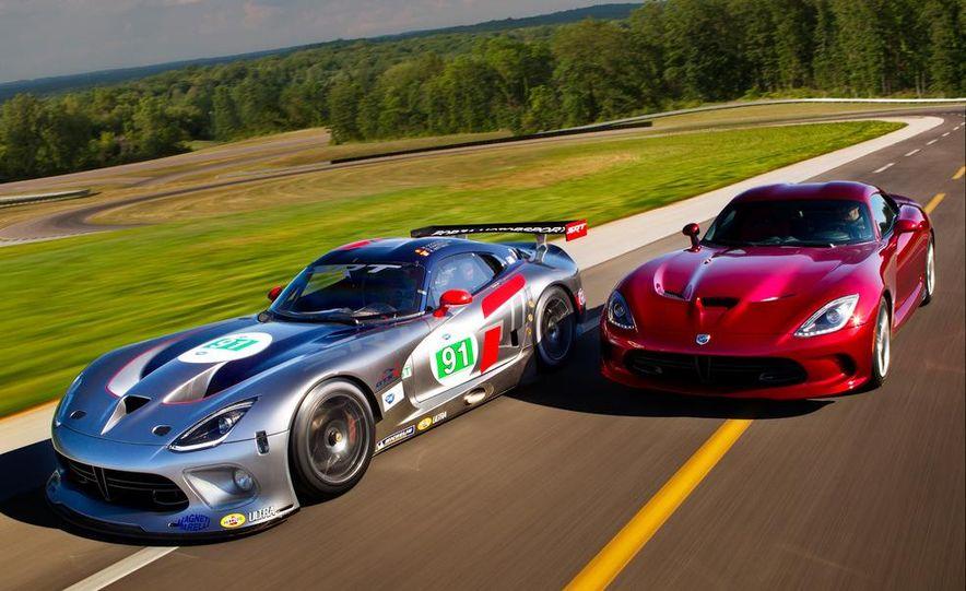 SRT Motorsports Viper GTS-R - Slide 20