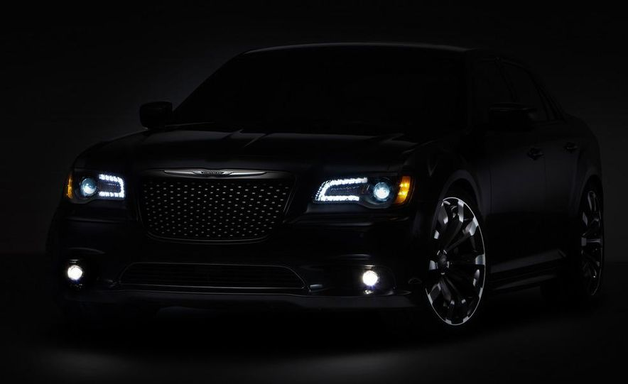 Chrysler 300 design concept - Slide 1