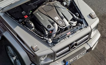 Mercedes-Benz Releases More Details, Photos of 2013 G63 and G65 AMG