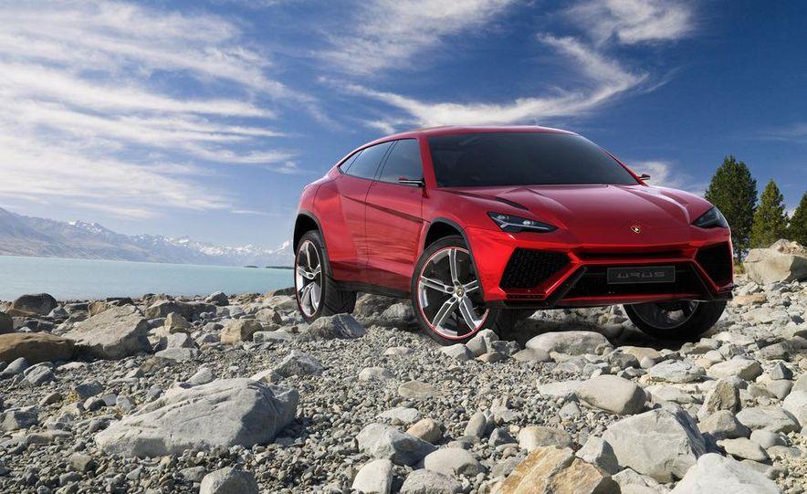 Lamborghini Urus concept - Slide 3