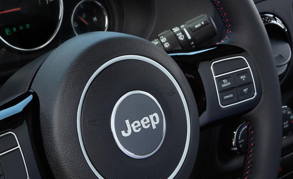 Jeep Announces 2012 Wrangler Unlimited Altitude Edition