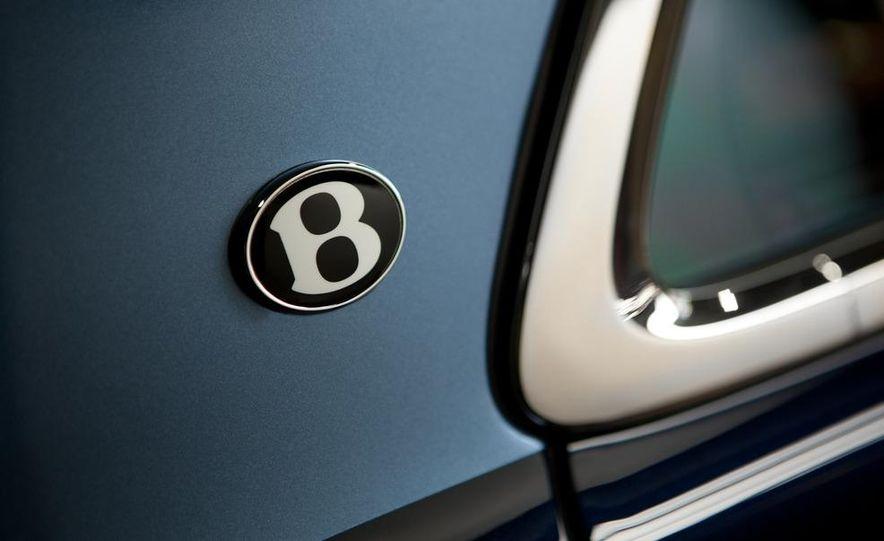 Bentley Mulsanne Diamond Jubilee Edition - Slide 12