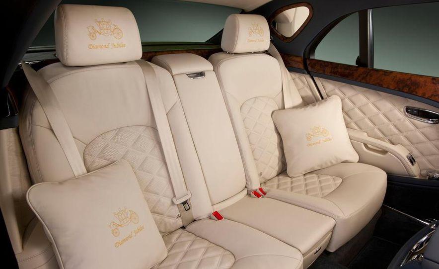 Bentley Mulsanne Diamond Jubilee Edition - Slide 14