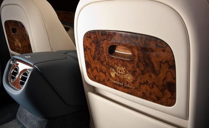 Bentley Mulsanne Diamond Jubilee Edition - Slide 15