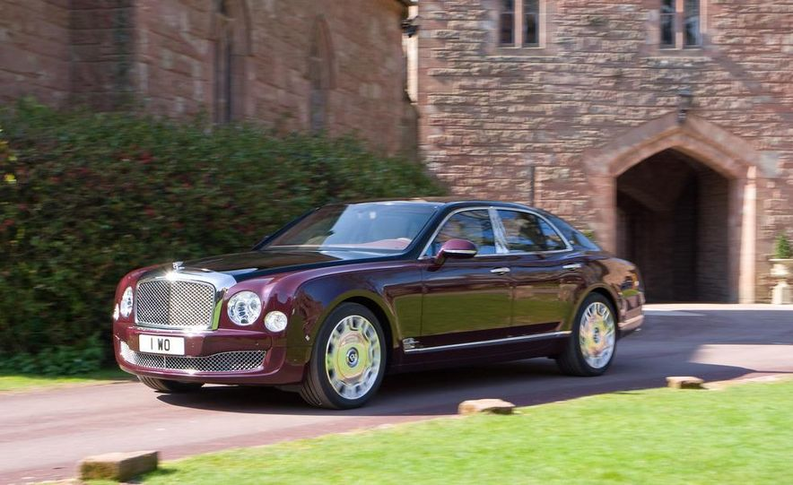Bentley Mulsanne Diamond Jubilee Edition - Slide 3