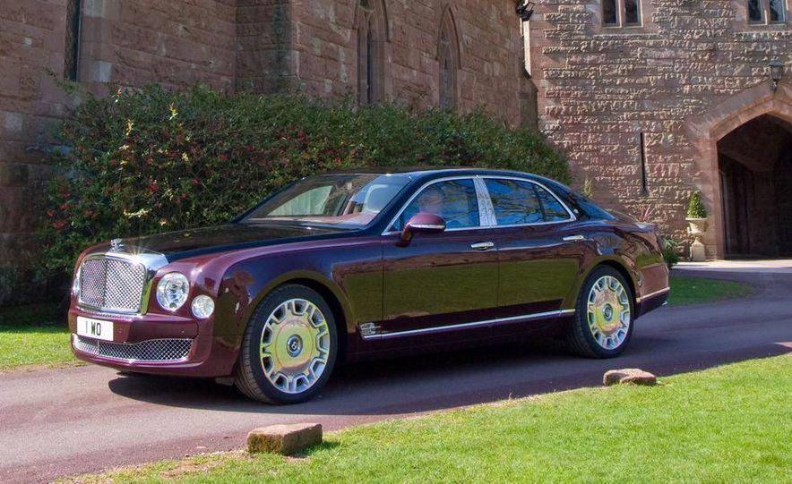 Bentley Mulsanne Diamond Jubilee Edition - Slide 4