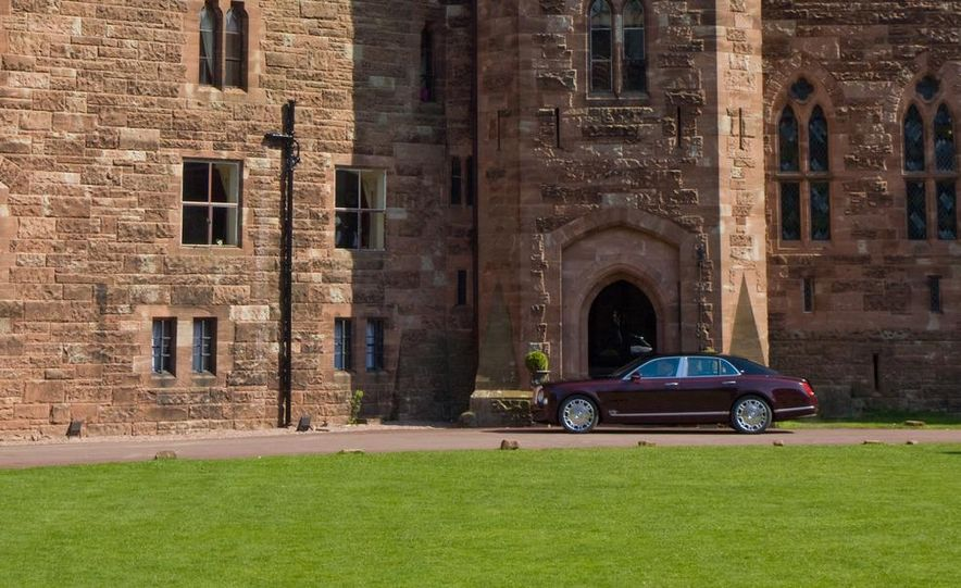 Bentley Mulsanne Diamond Jubilee Edition - Slide 5