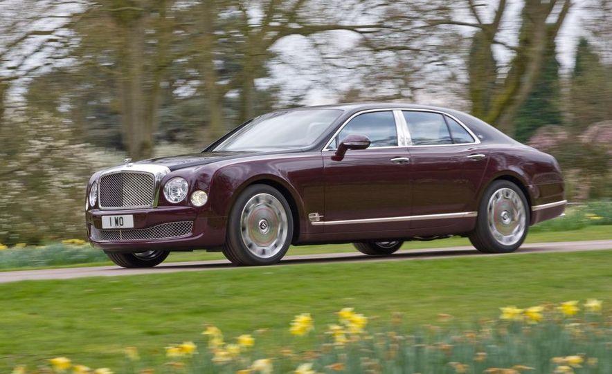 Bentley Mulsanne Diamond Jubilee Edition - Slide 7