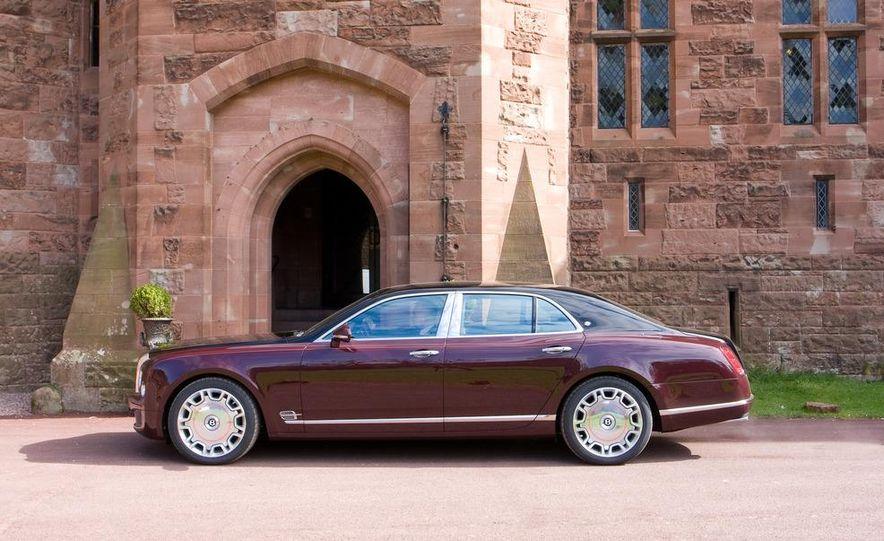 Bentley Mulsanne Diamond Jubilee Edition - Slide 8