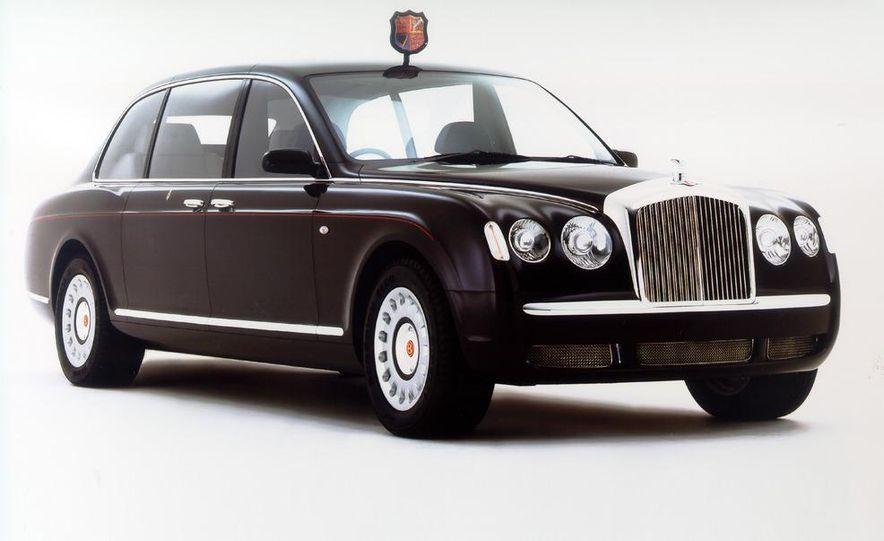 Bentley Mulsanne Diamond Jubilee Edition - Slide 10