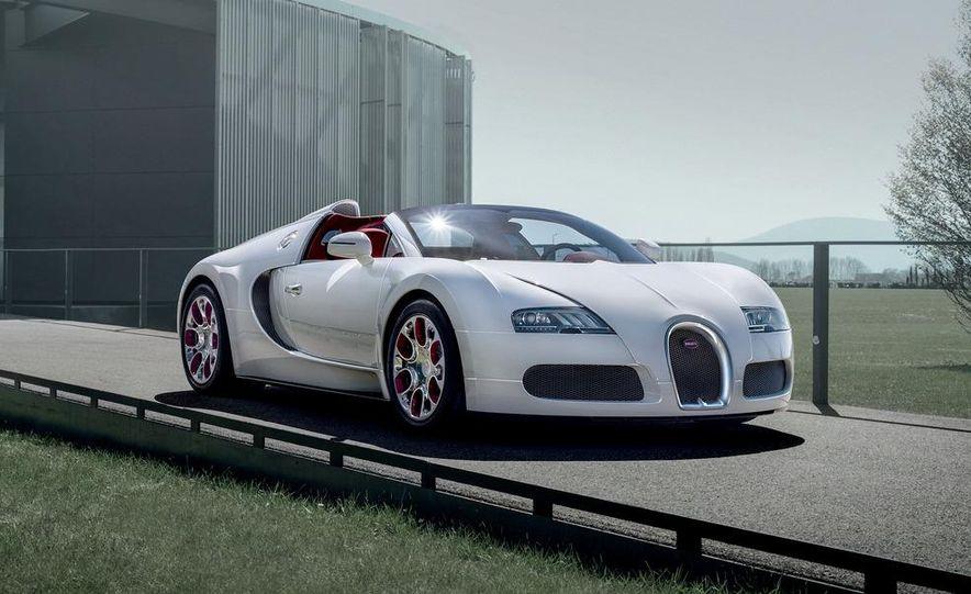 Bugatti Veyron Grand Sport Wei Long - Slide 1