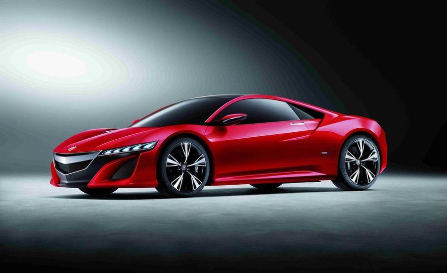 Acura NSX concept - Slide 2