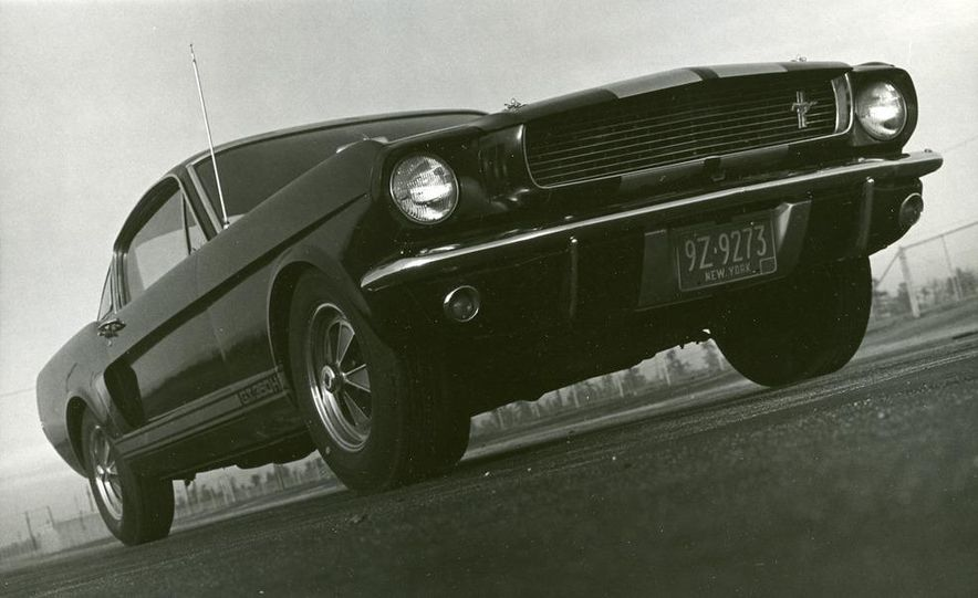 1966 Ford Shelby Mustang GT350-H - Slide 1