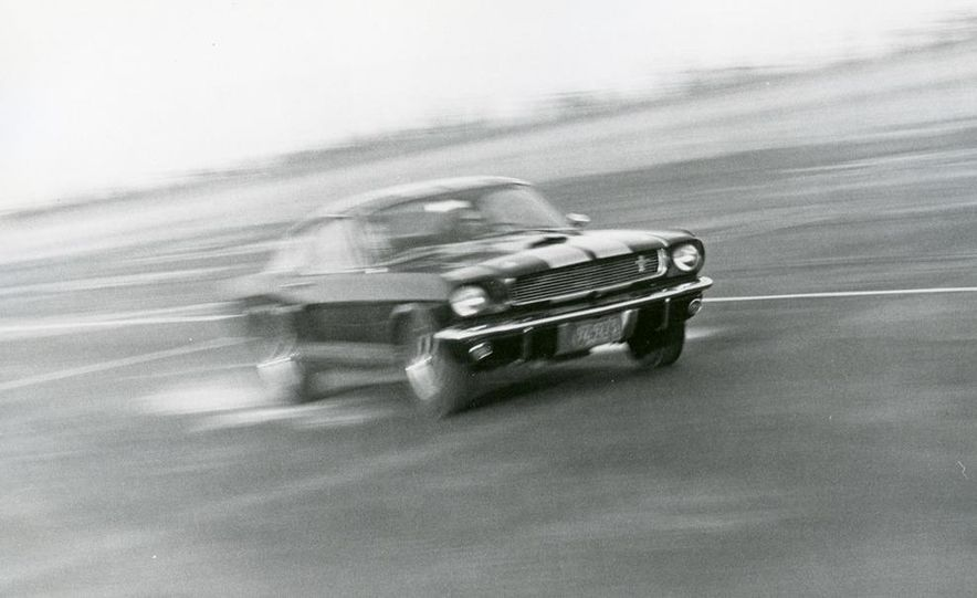 1966 Ford Shelby Mustang GT350-H - Slide 2