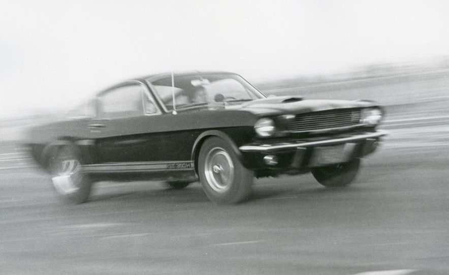 1966 Ford Shelby Mustang GT350-H - Slide 3