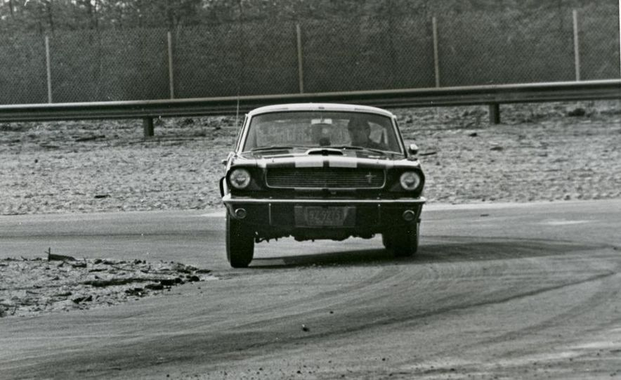 1966 Ford Shelby Mustang GT350-H - Slide 5