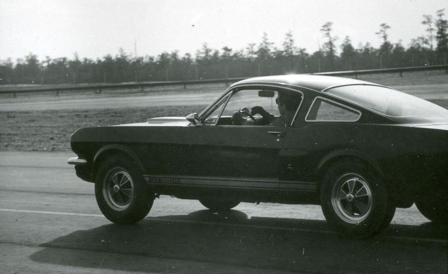 1966 Ford Shelby Mustang GT350-H - Slide 7