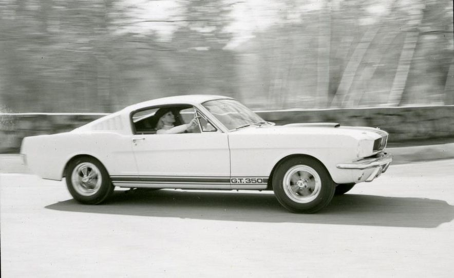 1965 Ford Mustang Shelby GT350 - Slide 1