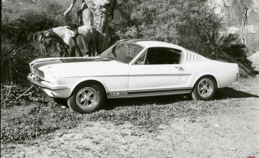 1965 Ford Mustang Shelby GT350 - Slide 6
