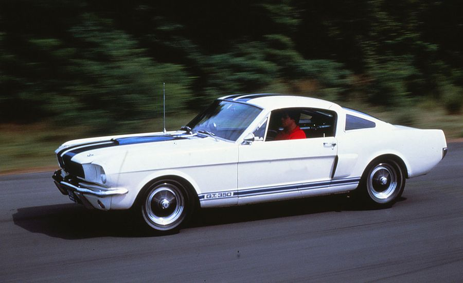 1966 Mustang Shelby GT350