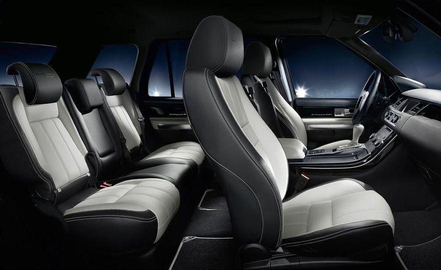 2013 Land Rover Range Rover Sport - Slide 8