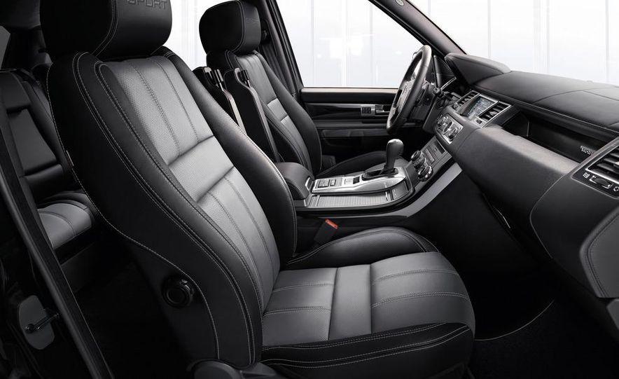 2013 Land Rover Range Rover Sport - Slide 9
