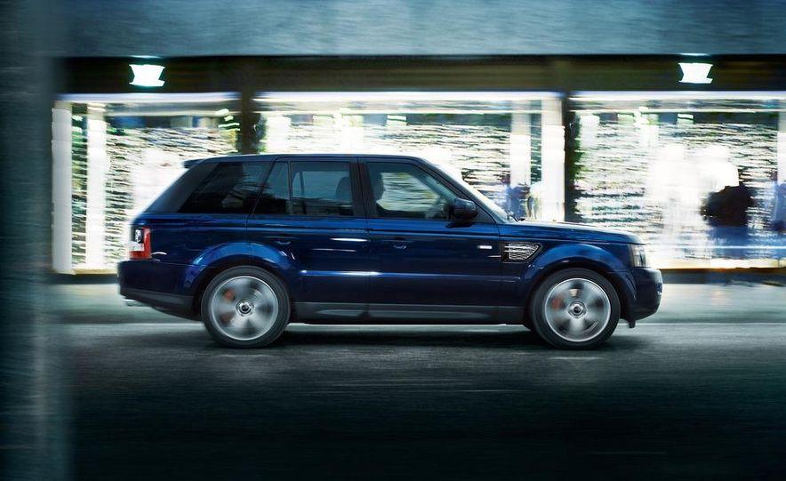 2013 Land Rover Range Rover Sport - Slide 1