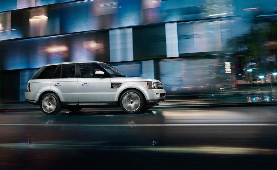 2013 Land Rover Range Rover Sport - Slide 2