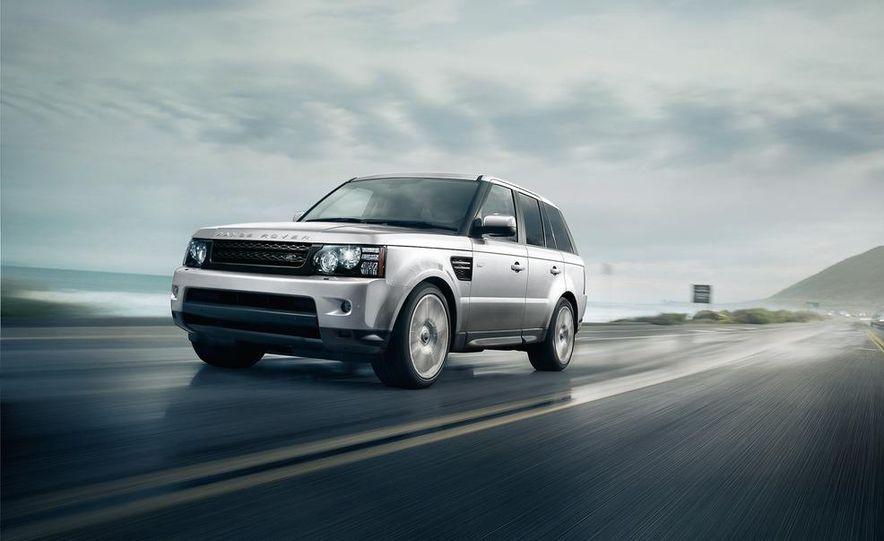 2013 Land Rover Range Rover Sport - Slide 3