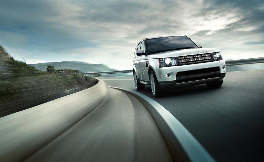 2013 Land Rover Range Rover Sport - Slide 4