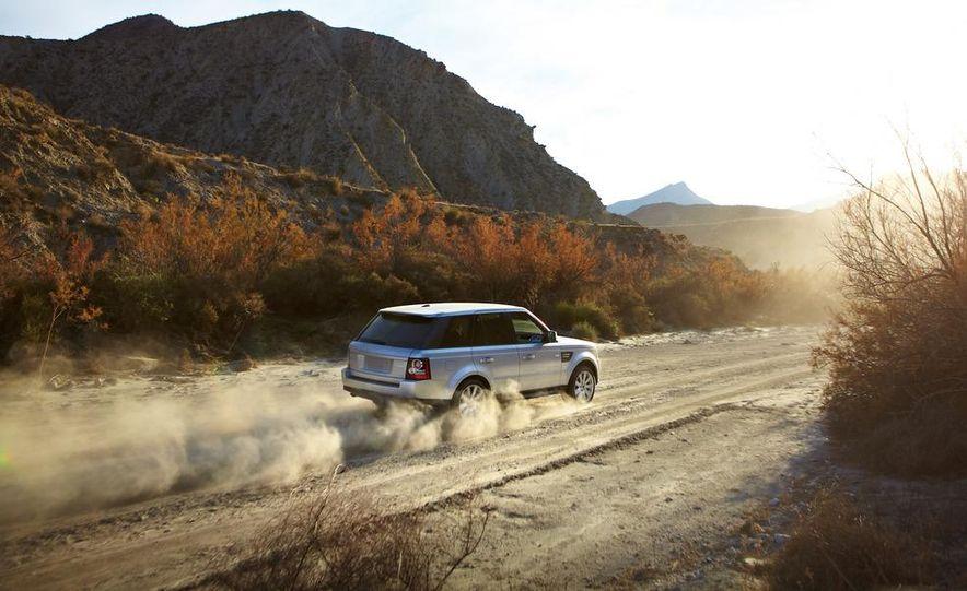 2013 Land Rover Range Rover Sport - Slide 5