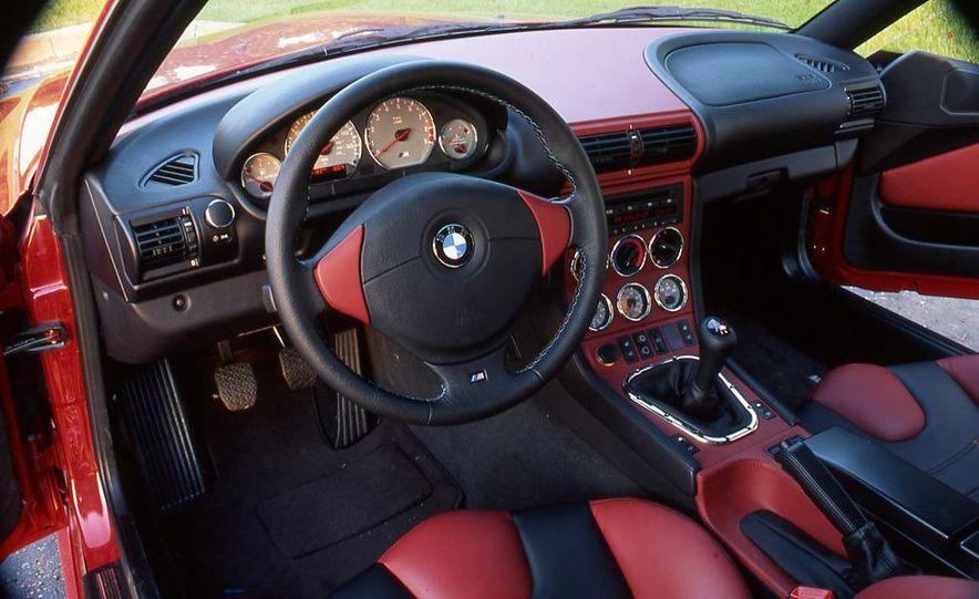 2001 BMW M Coupe - Slide 3