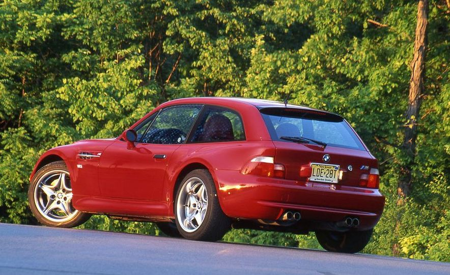 2001 BMW M Coupe - Slide 1