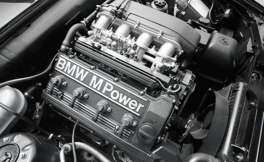 1988 BMW M3 coupe - Slide 17