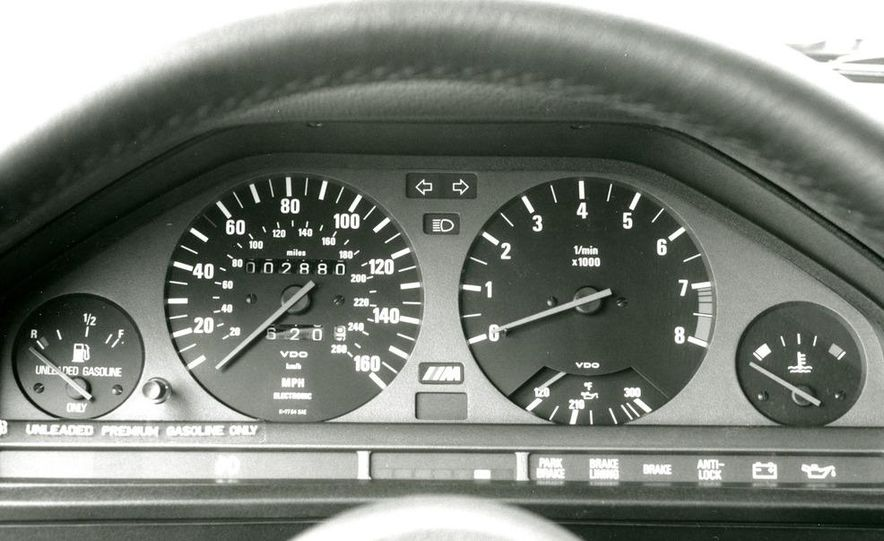1988 BMW M3 coupe - Slide 15