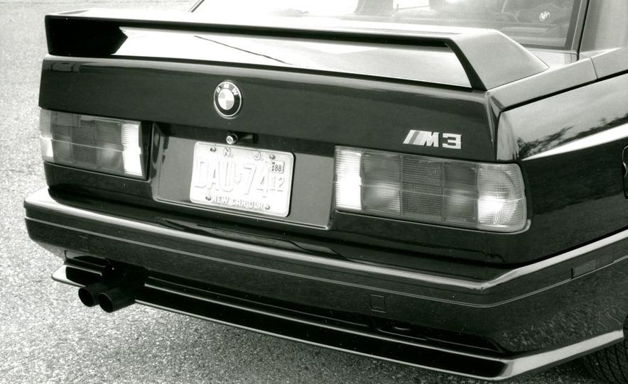 1988 BMW M3 coupe - Slide 11