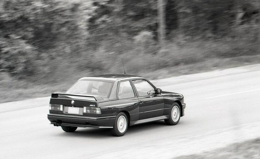 1988 BMW M3 coupe - Slide 3