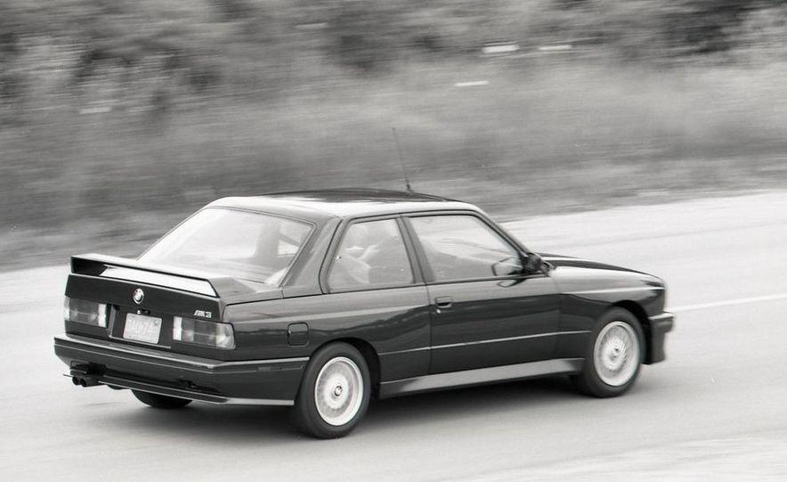 1988 BMW M3 coupe - Slide 5