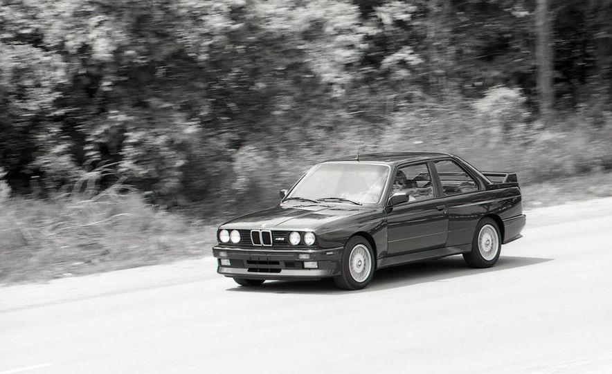 1988 BMW M3 coupe - Slide 6