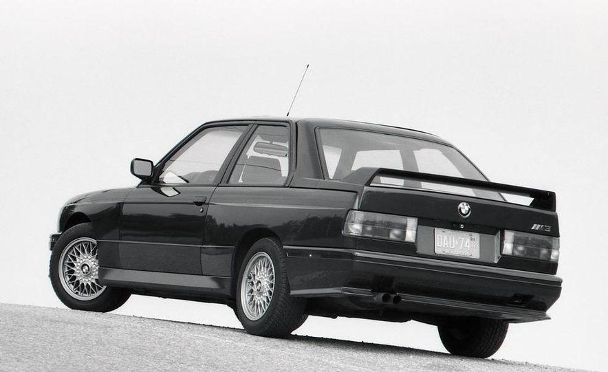 1988 BMW M3 coupe - Slide 2