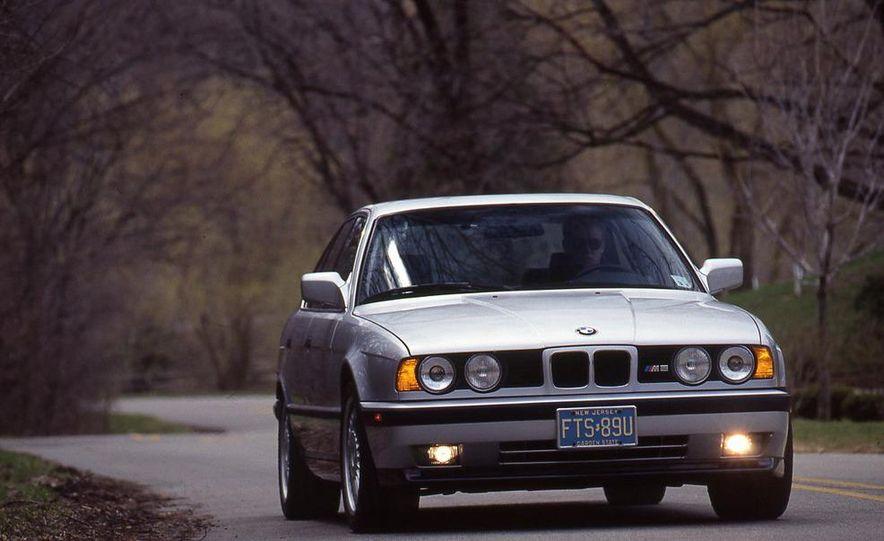 1991 BMW M5 - Slide 1