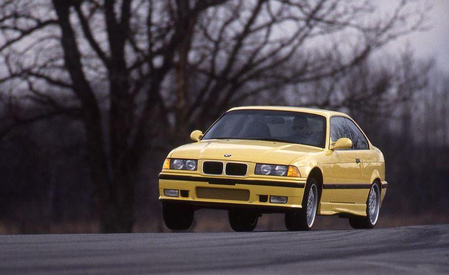 1995 BMW M3 coupe - Slide 1