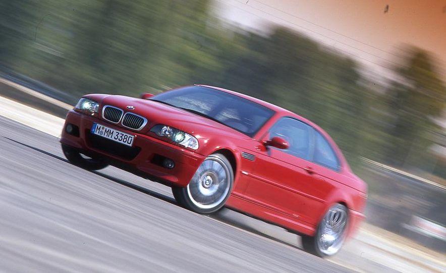 2001 BMW M3 coupe - Slide 1