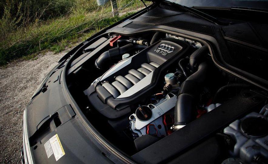 2012 Audi A8L 4.2 FSI Quattro - Slide 66