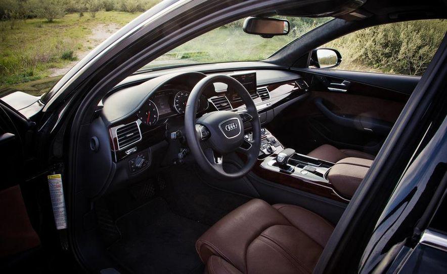2012 Audi A8L 4.2 FSI Quattro - Slide 64