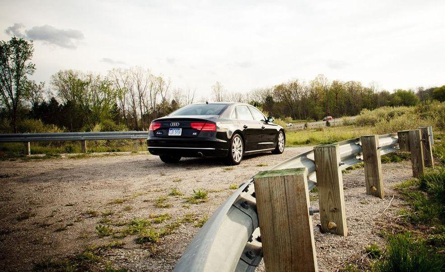 2012 Audi A8L 4.2 FSI Quattro - Slide 52