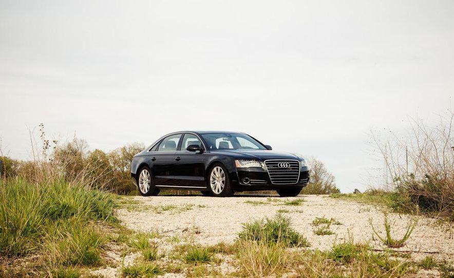 2012 Audi A8L 4.2 FSI Quattro - Slide 54