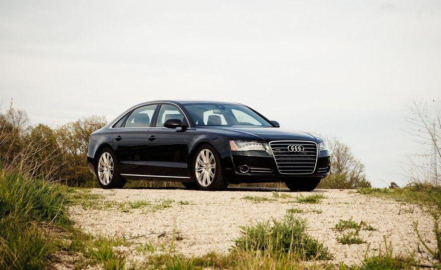 2012 Audi A8L 4.2 FSI Quattro - Slide 55