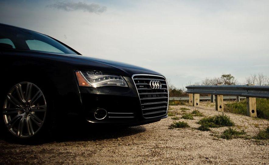 2012 Audi A8L 4.2 FSI Quattro - Slide 57