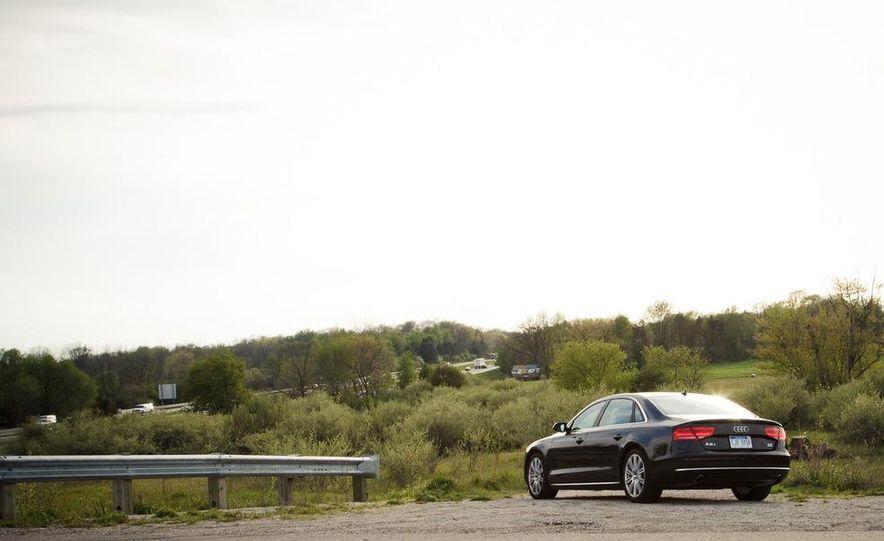 2012 Audi A8L 4.2 FSI Quattro - Slide 58